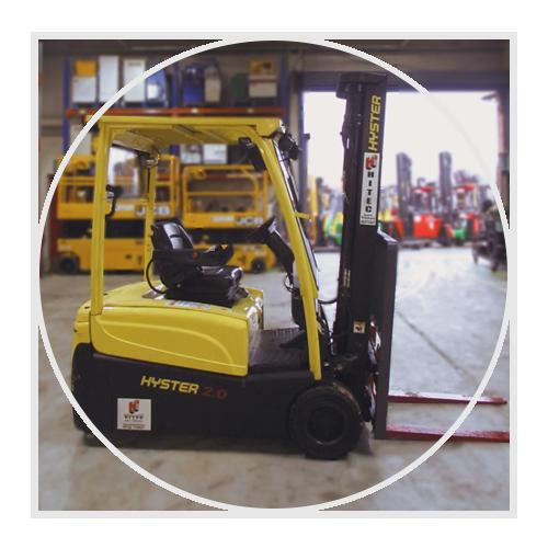 Hitec Lift Trucks Materials Handling Solutions