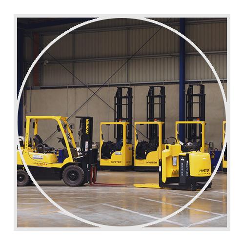 Fleet Mangement Systems Hitec Lift Trucks
