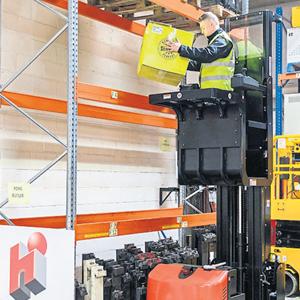 Forklift for Rent