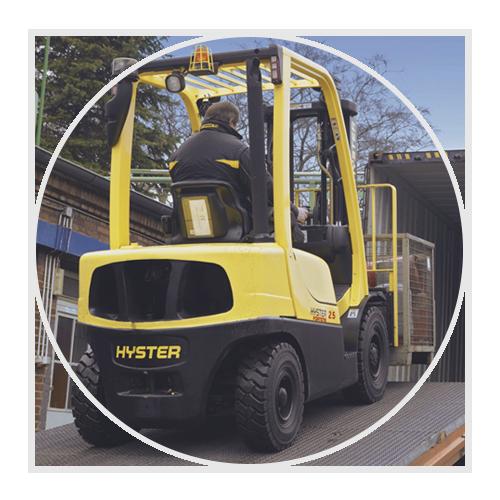 Local Forklift Sales Hitec Lift Trucks