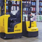 Smart Forklifts