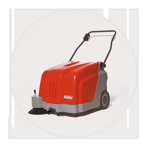 Sweepmaster B500 Pedestrian Sweeper