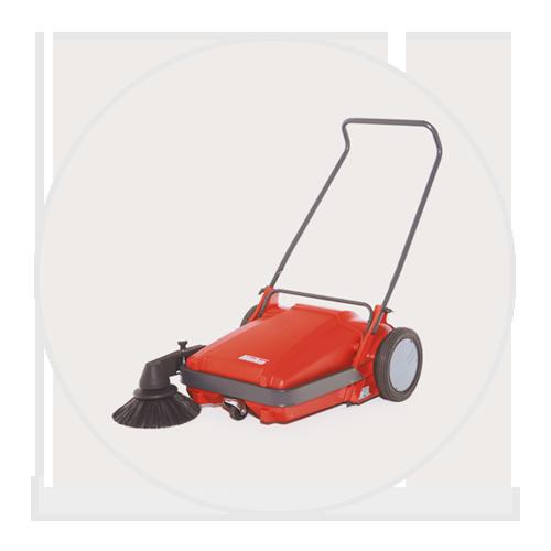 Sweepmaster M600 Pedestrian Sweeper